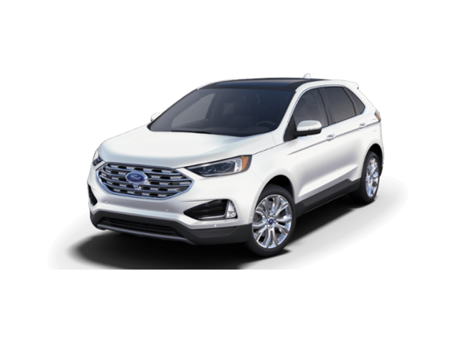 New 2019 Ford Edge Titanium SUV for sale in Mahopac